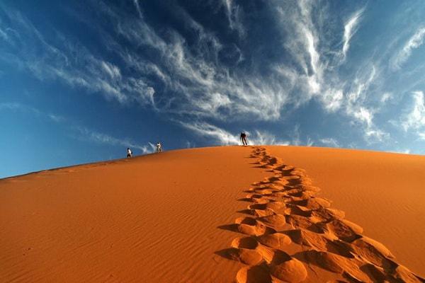 Le Desert du Sahara et Le Haut Atlas 01