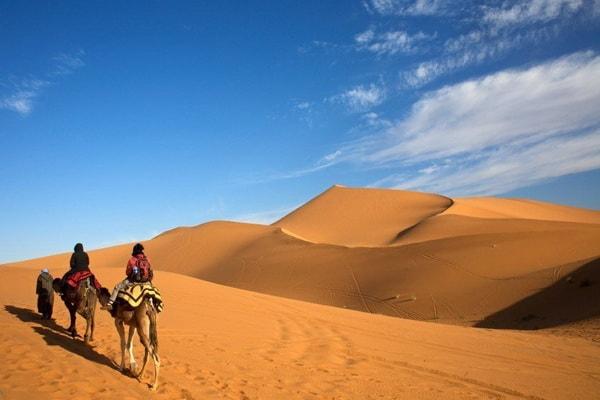 Le Desert du Sahara et Le Haut Atlas 04