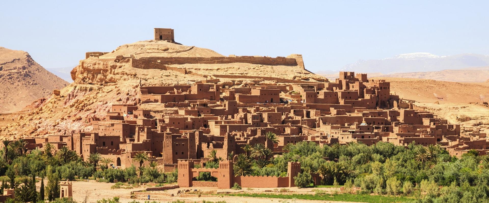 Voyages Expeditions Maroc - 8 jours sur 6 jours de circuits sud marocain en 4x4