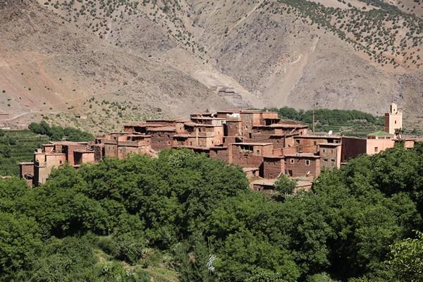 Toubkal ascension & villages Berbères 02