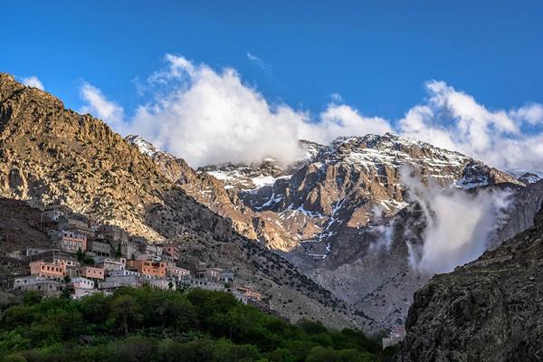 Mont Toubkal ascension 04