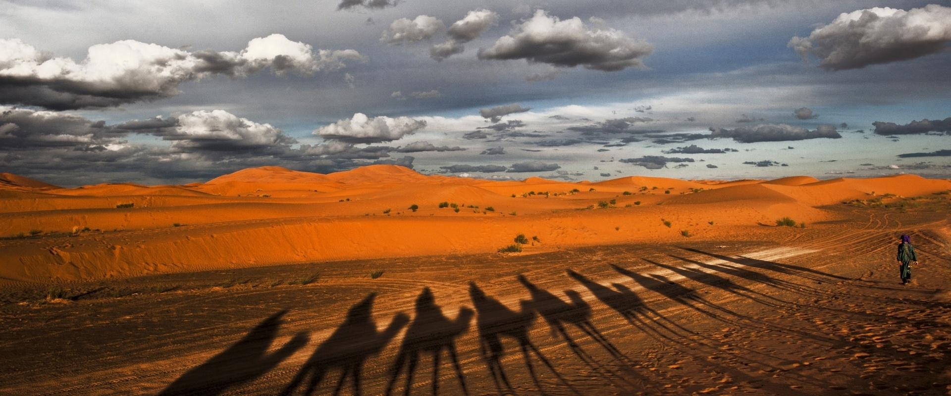 Voyages Expeditions Maroc - dunes de merzouga