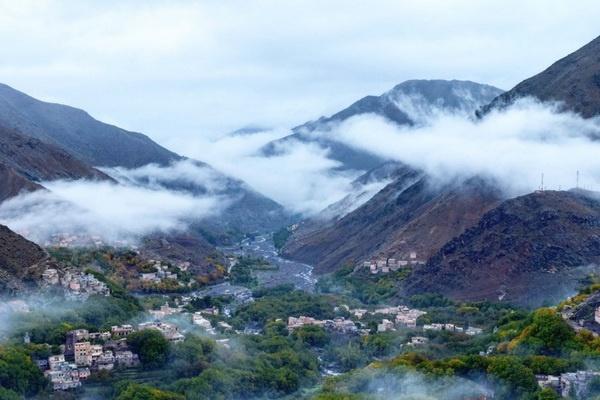 Les villages berberes et le haut Atlas 02