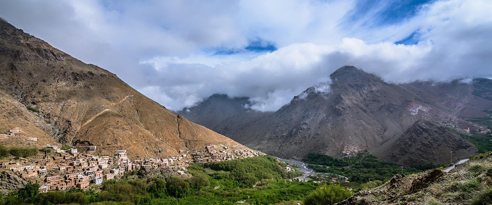 Voyages Expeditions Maroc - les villages berberes et le haut atlas