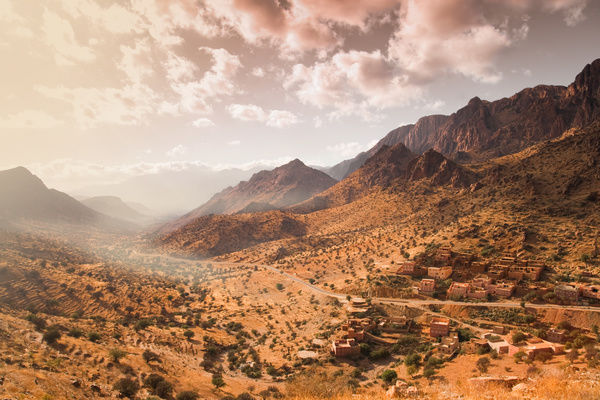 Meharee et trekking dans le haut Atlas 01