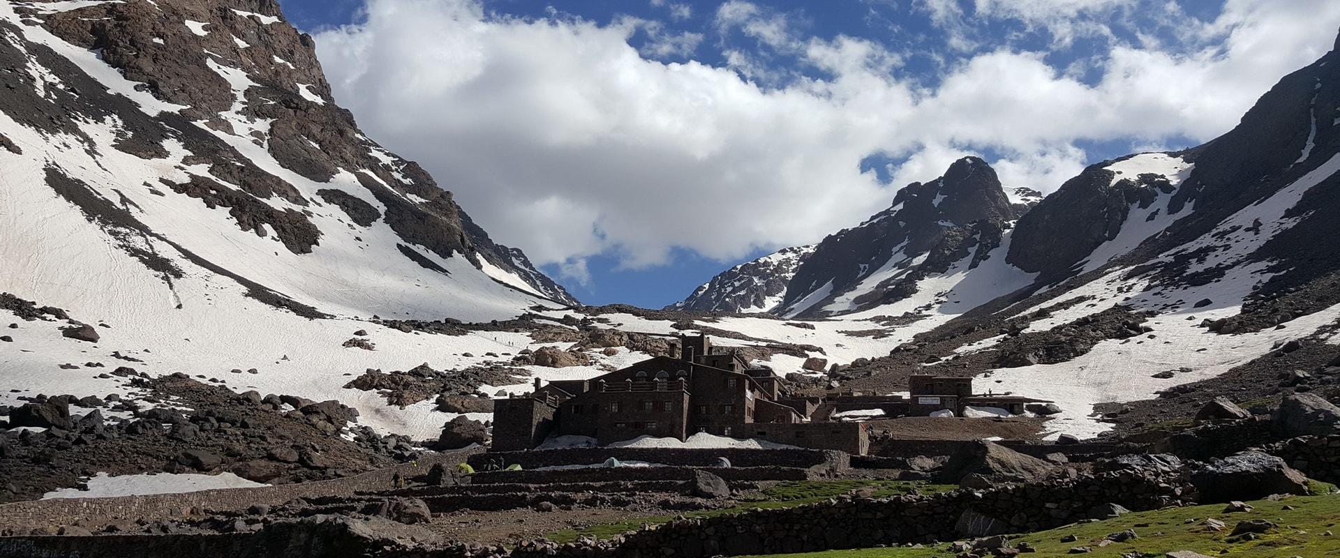 Voyages Expeditions Maroc - weekend au massif du toubkal