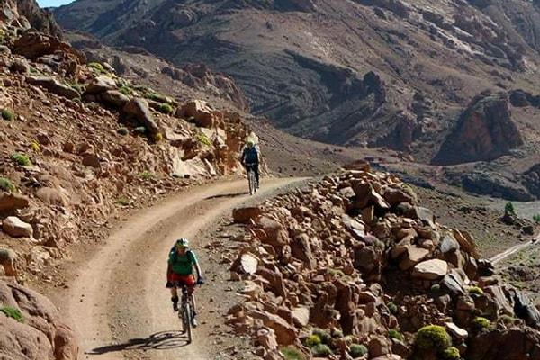 Week-end au Massif du Toubkal - Trekking & VTT 04