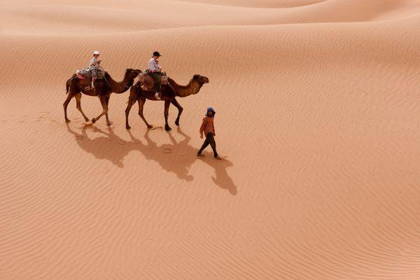 Haut Atlas et desert en VTT 02