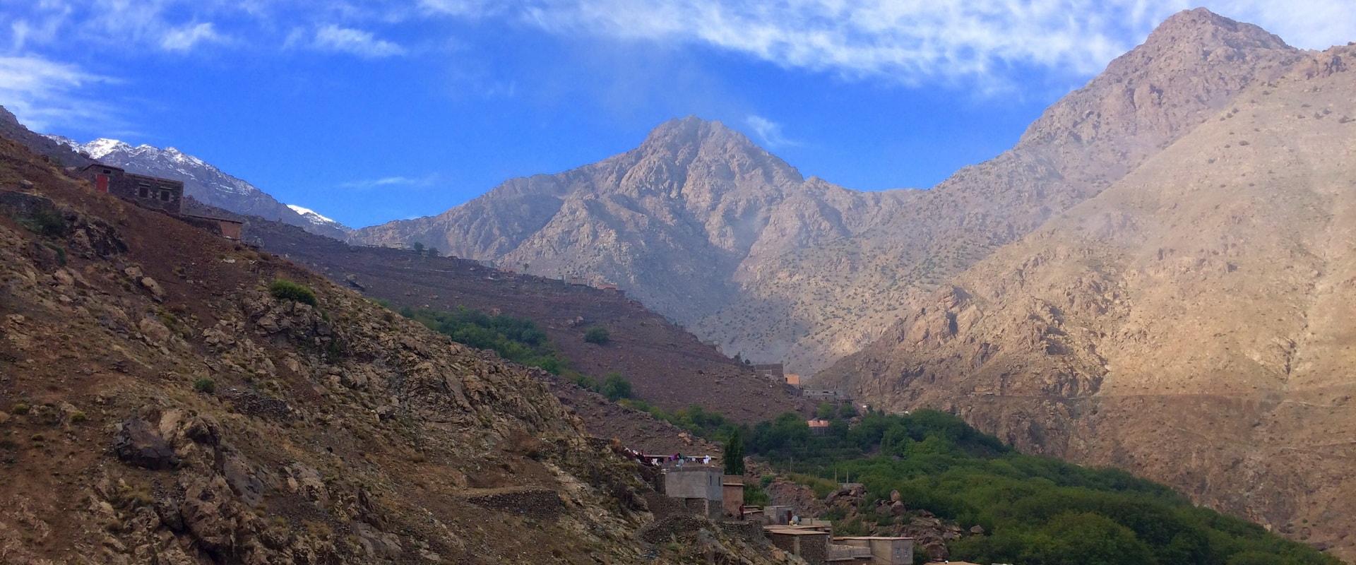 Voyages Expeditions Maroc - les piste de latlas