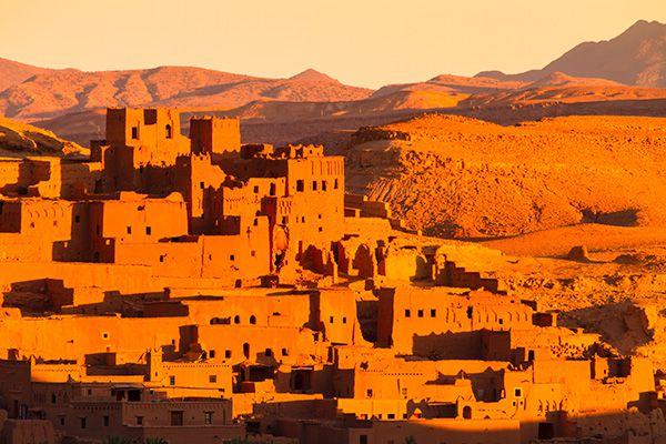 Le Desert du Sahara et Le Haut Atlas 03