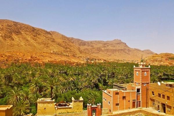 Le Desert du Sahara et Le Haut Atlas 12 jours 04