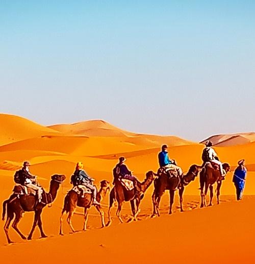 voyages et circuits au Maroc