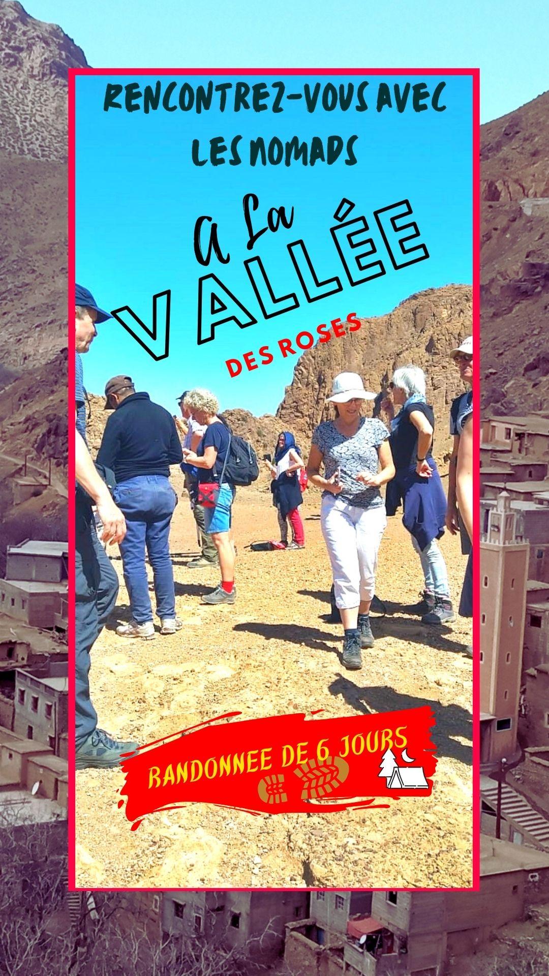 Valley des roses randonnees   Voyage Maroc sur mesure   Voyage au Maroc   Vacances au Maroc sur mesure   Trek au Maroc   circuit de velo au maroc   randonnée et voyage   Trekking   VTT   Randonnées & Treks au Maroc montagne désert