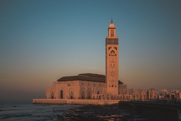 Casablanca Maroc - Hassan 2