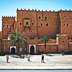 Ouarzazate - La Kasbah de Taourirte