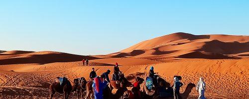 voyages au maroc famille