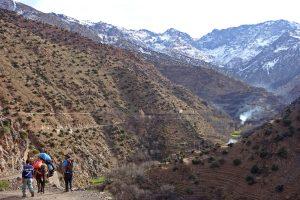 Randonnee dans les Villages Berberes