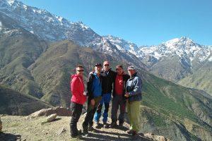 Ascension du Toubkal