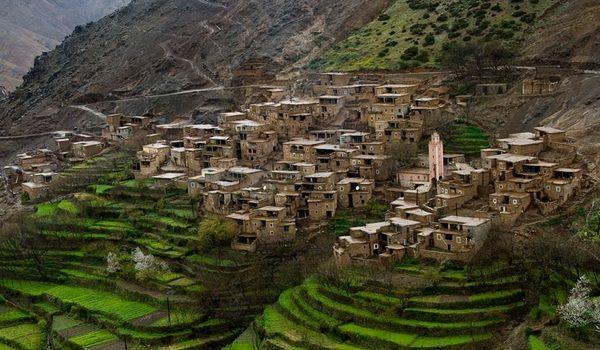 Les villages berberes et le haut Atlas 04