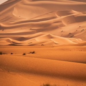 le desert au maroc