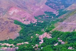 les villages berberes
