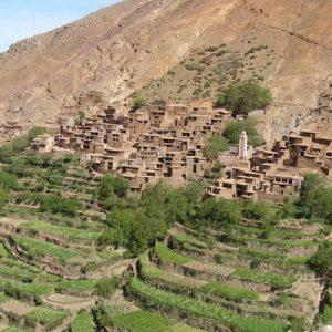 Ecole primaire du village de Tachdirt 04